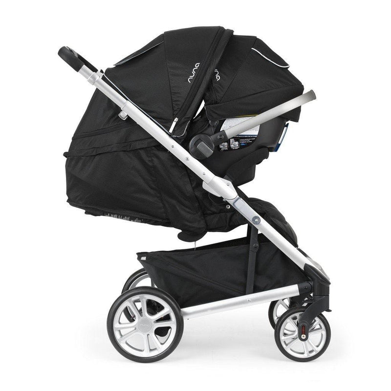 nuna tavo stroller travel system with pipa caviar. Black Bedroom Furniture Sets. Home Design Ideas