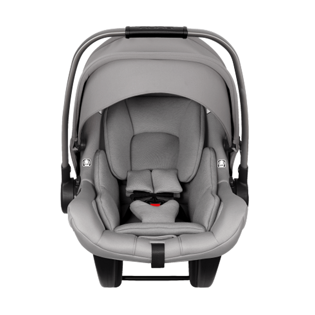 Nuna Pipa Lite Lx Infant Car Seat And Base Frost