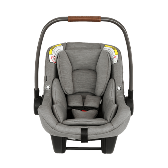 NUNA Baby Gear NUNA PIPA Lite LX Infant Car Seat and Base Granite