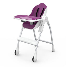 Oribel Cocoon Infant Feeding High Chair Plum-Baby Care-Babysupermarket