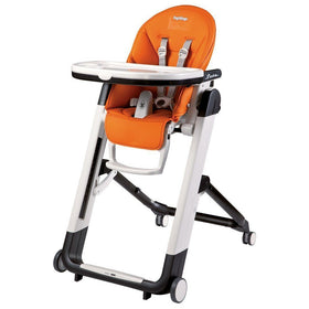 Perego Siesta Feeding High Chair Arancia-Baby Care-Babysupermarket