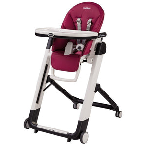 Perego Siesta Feeding High Chair Berry-Baby Care-Babysupermarket