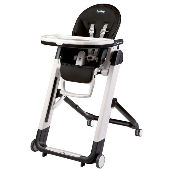 Perego Siesta Feeding High Chair Licorice-Baby Care-Babysupermarket