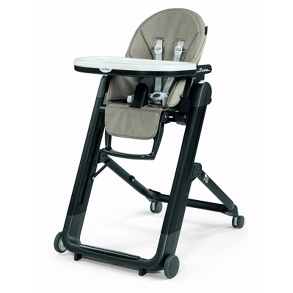 Perego Baby Care Perego Siesta Feeding High Chair Ginger Grey