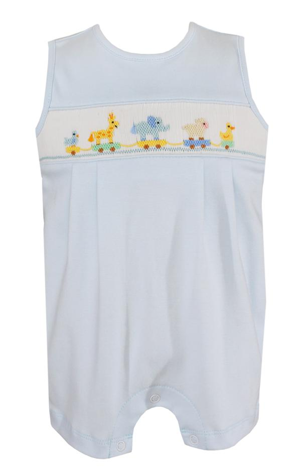 Petit Bebe Apparel 2T / Light Blue Petit Bebe Toy Parade Jon Jon
