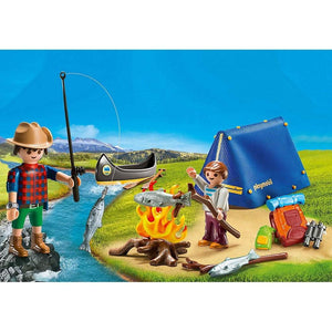 Playmobil Toys Playmobil Camping Adventure Carry Case 9323