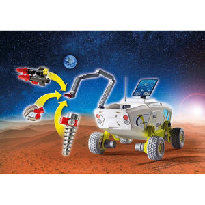 Playmobil Toys Playmobil Mars Research Vehicle 9489