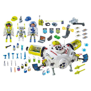 Playmobil Toys Playmobil Mars Space Station 9487