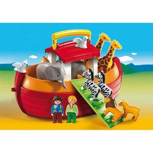 Playmobil Toys Playmobil My Take Along 1 2 3 Noah's Ark 6765