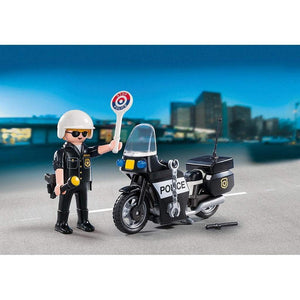 Playmobil Toys Playmobil Police Carry Case 5648
