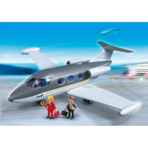Playmobil Toys Playmobil Private Jet Plane 5619