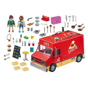 Playmobil Toys Playmobil The Movie Del's Food Truck 70075
