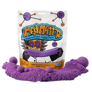 Relevant Play Toys Relevant Play Mad Mattr Sculpting Smart Doh Purple