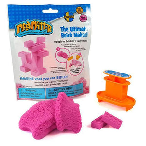Relevant Play Toys Relevant Play Ultimate Brick Maker Set Pink
