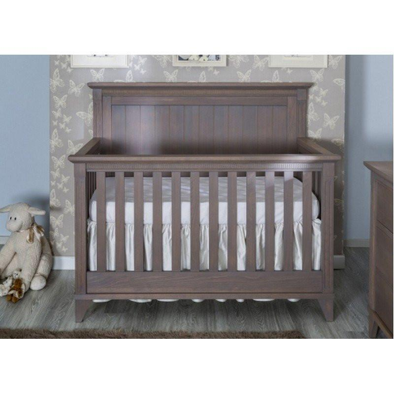 Silva Edison Convertible Baby Crib by Romina-Furniture-Babysupermarket