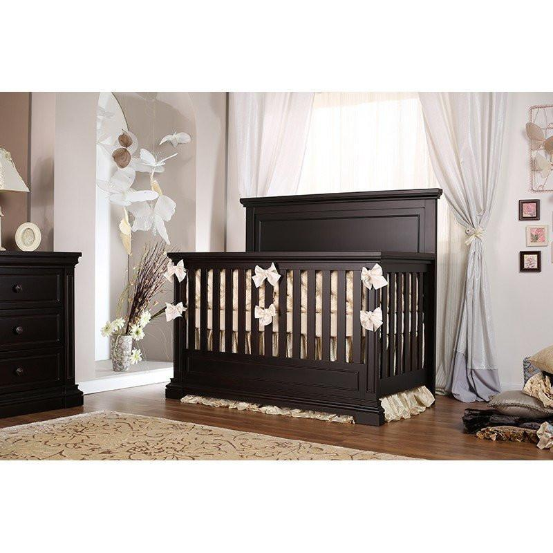 Silva Jackson Convertible Baby Crib by Romina-Furniture-Babysupermarket