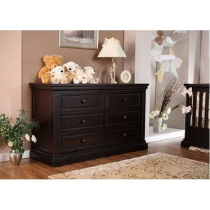 Silva Jackson 6 Drawer Dresser by Romina-Furniture-Babysupermarket