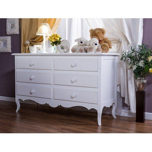 Silva Sophia 6 Drawer Dresser by Romina-Furniture-Babysupermarket