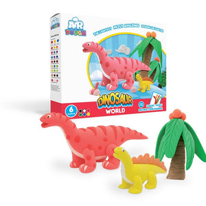 Scentco Toys Scentco Air Dough Dinosaur World Activity Set