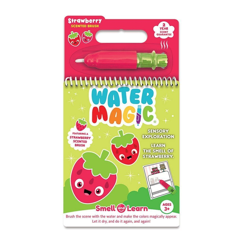 Scentco Toys Scentco Water Magic Activity Set Strawberry