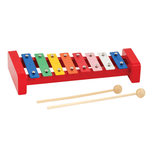 Schylling Wooden Xylophone for the Little Musician-Toys-Babysupermarket