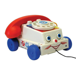 Schylling Toys Fisher Price Chatter Phone-Toys-Babysupermarket