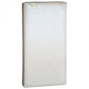 Sealy Soybean Everedge Crib Mattress-Furniture-Babysupermarket