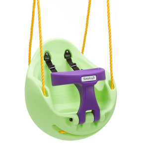 Simplay3 Toys Green Simplay3 Snuggle Swing