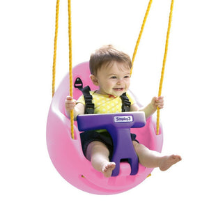Simplay3 Toys Pink Simplay3 Snuggle Swing