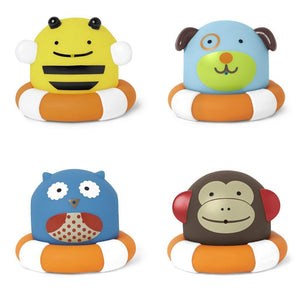 Skip Hop Zoo Bath Squirties-Baby Care-Babysupermarket