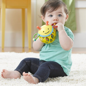 Skip Hop Roll Around Rattle Bee-Toys-Babysupermarket