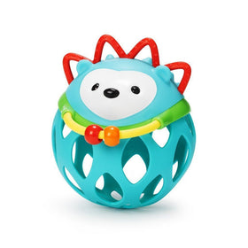Skip Hop Roll Around Rattle Hedgehog-Toys-Babysupermarket