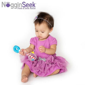 Smart Noggin NogginSeek Peek & Seek Rattle-Toys-Babysupermarket