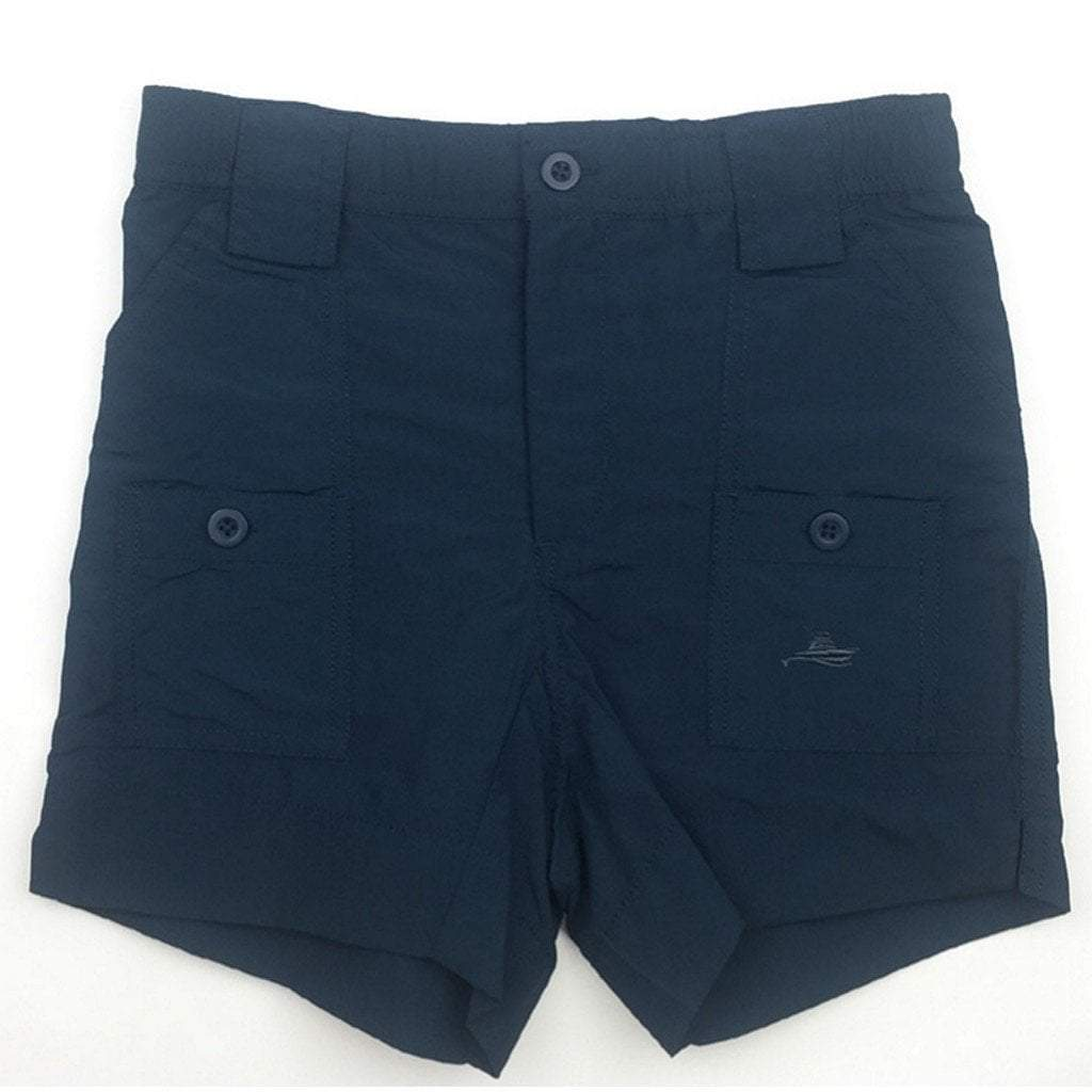 Southbound Boys Apparel 5 Southbound Boys Navy Reef Shorts