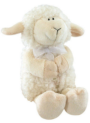 Stephan Baby Gifts & Apparel Stephan Baby Jesus Loves Me Musical Lamb