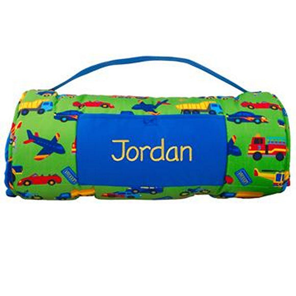 Stephen Joseph Gifts & Apparel Transportation Stephen Joseph All Over Print Nap Mats for Preschool