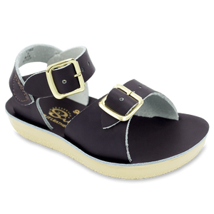 Hoy Shoes Shoes 7 / Brown Sun San Brown Surfer Sandals by Hoy Shoes