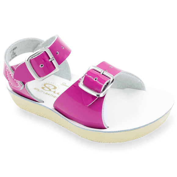 Hoy Shoes Shoes 4 / Fuchsia Sun San Fuchsia Surfer Sandals by Hoy Shoes