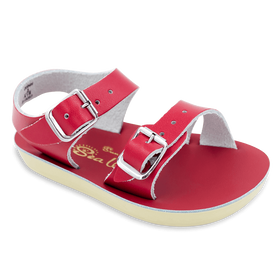 Hoy Shoes Shoes 2 / Red Sun San Red Sea Wee Sandals by Hoy Shoes