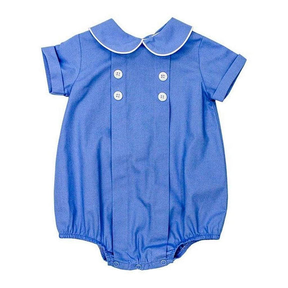 The Bailey Boys Boys Apparel 3M / Blue The Bailey Boys Cascade Blue Boys Short Bubble