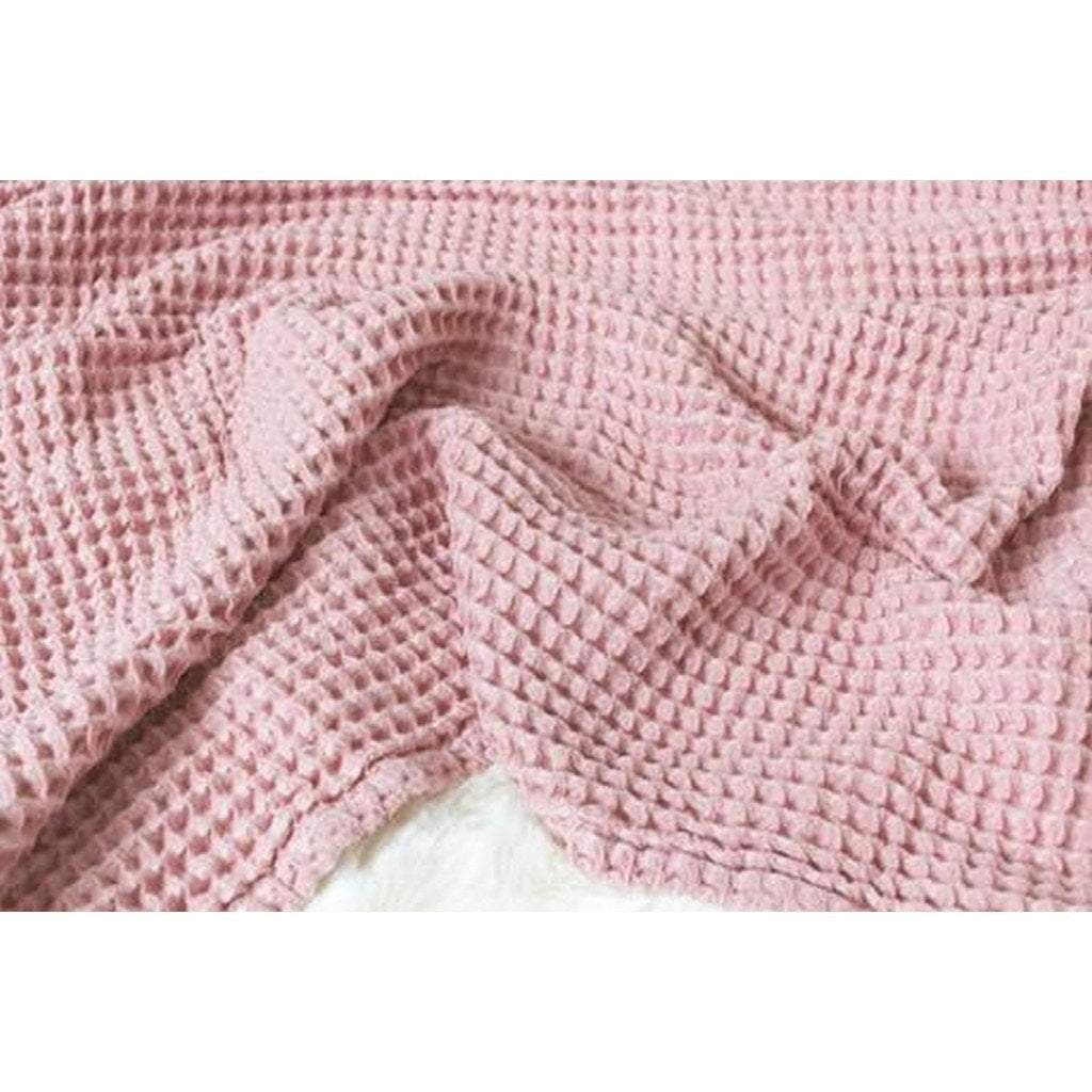 The Sugar House Gifts & Apparel The Sugar House Cloud Blanket Blush