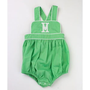 Thread Heirloom Infant Apparel 6 M / Green Thread Heirloom Green Bubble