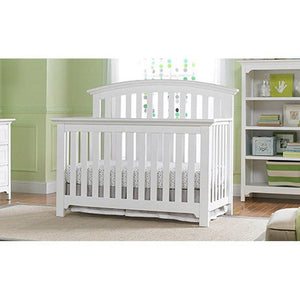 Ti Amo Baci Convertible Crib-Furniture-Babysupermarket