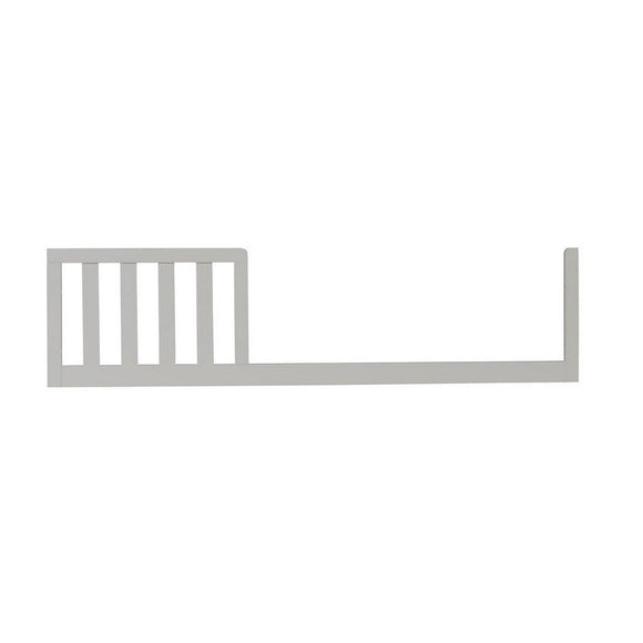 Ti Amo Catania or CarinoToddler Bed Guard Rail Misty Grey-Furniture-Babysupermarket