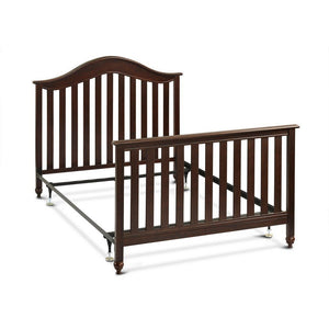 Ti Amo Metal Bed Frame for Headboard and Footboard-Furniture-Babysupermarket