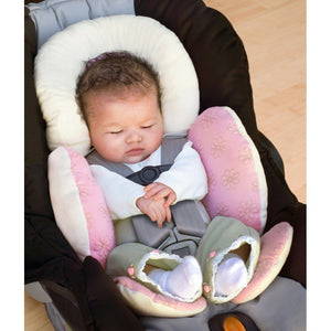 TOMY Baby Gear JJ Cole Body Support Pink