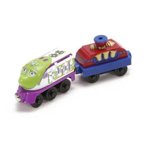 Chuggington Wooden Railway Bubbly Koko and Bubble-Toys-Babysupermarket