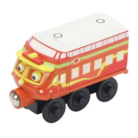 Chuggington Wooden Railway Decka Engine-Toys-Babysupermarket