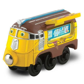 Chuggington Wooden Railway Frostini Engine-Toys-Babysupermarket