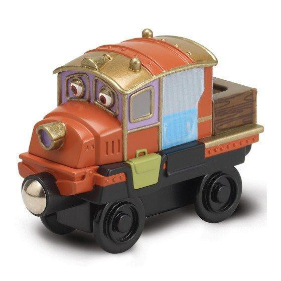 Chuggington Wooden Railway Hodge-Toys-Babysupermarket